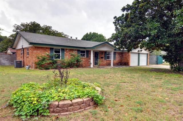1029 W Creek Drive, Hurst, TX 76053 (MLS #14689928) :: 1st Choice Realty