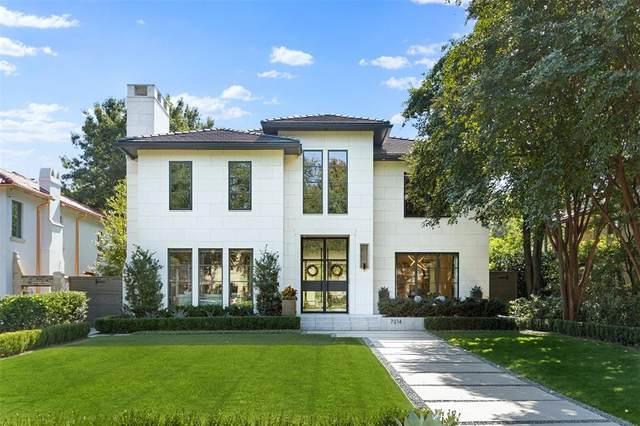 7214 Lakewood Boulevard, Dallas, TX 75214 (MLS #14689930) :: Robbins Real Estate Group