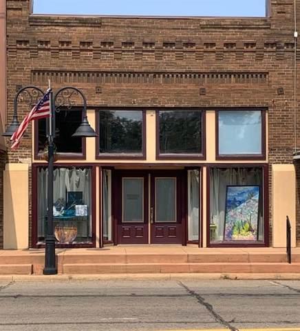 116 E First Street E, Hughes Springs, TX 75656 (MLS #14689934) :: The Star Team | Rogers Healy and Associates