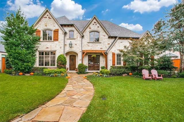 6130 Lavendale Avenue, Dallas, TX 75230 (MLS #14689937) :: Trinity Premier Properties
