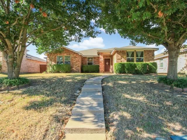 3127 Sunshine Way, Lancaster, TX 75134 (MLS #14689946) :: RE/MAX Pinnacle Group REALTORS
