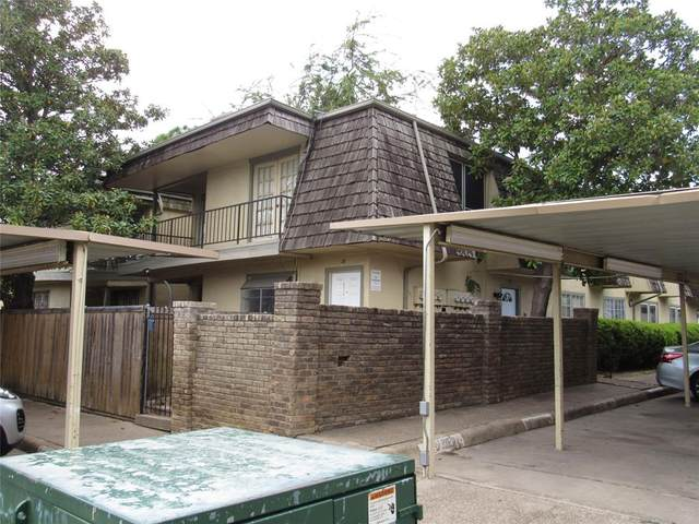 8560 Park Lane #37, Dallas, TX 75231 (MLS #14689948) :: Real Estate By Design