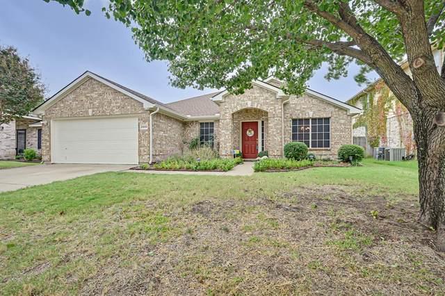 2443 Ranchview Drive, Grand Prairie, TX 75052 (MLS #14689967) :: Trinity Premier Properties