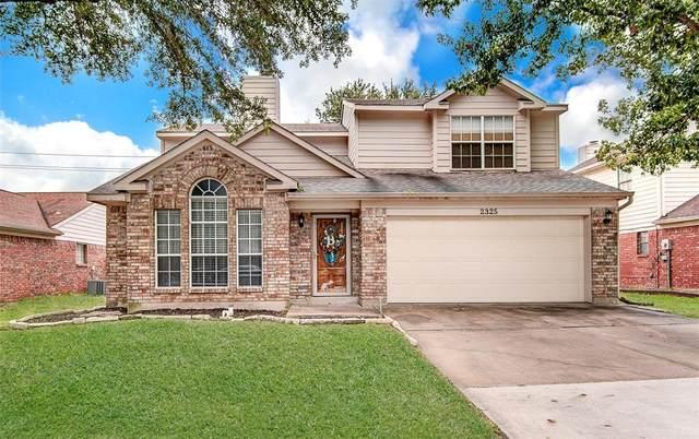 2325 Kildeer Trail, Grand Prairie, TX 75052 (MLS #14689981) :: 1st Choice Realty