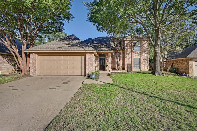 4811 Gaylewood Court, Arlington, TX 76017 (MLS #14689993) :: The Chad Smith Team