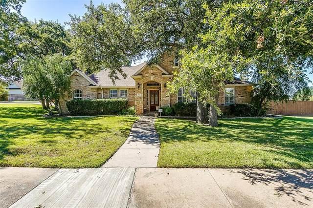 704 Red Oak, Crowley, TX 76036 (MLS #14690002) :: Lisa Birdsong Group | Compass