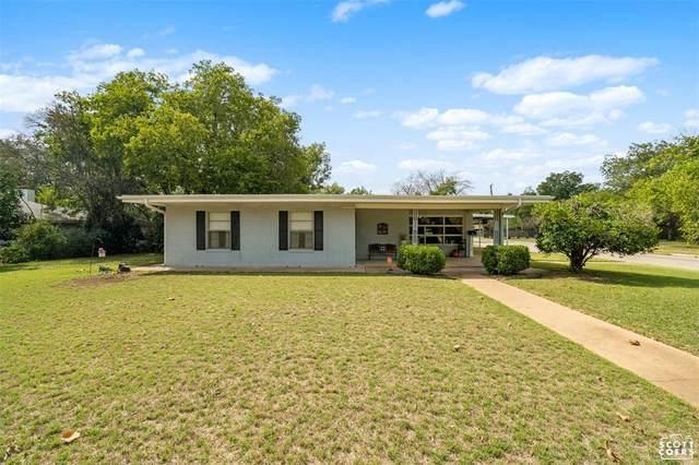2201 Belmeade Street, Brownwood, TX 76801 (MLS #14690043) :: Jones-Papadopoulos & Co