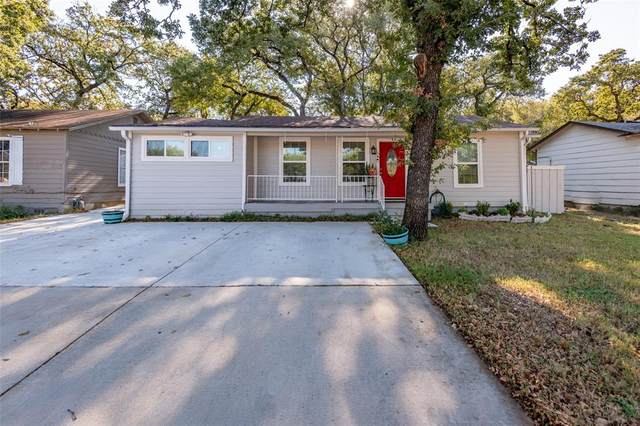 1116 Brown Trail, Bedford, TX 76022 (MLS #14690049) :: 1st Choice Realty