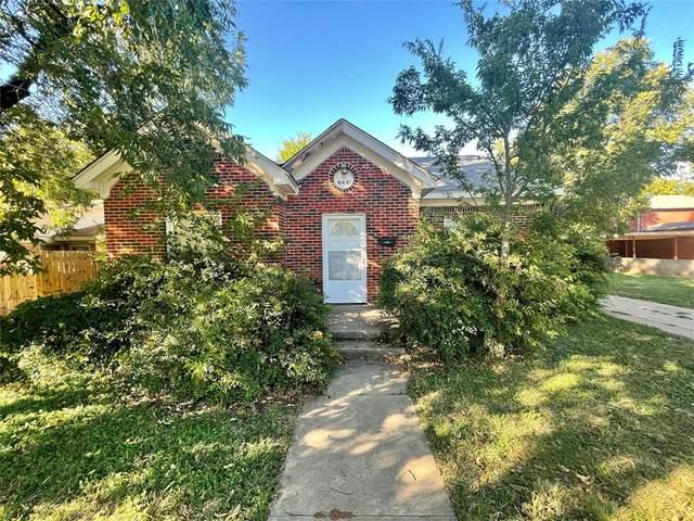 664 E North 18th Street, Abilene, TX 79601 (MLS #14690051) :: Front Real Estate Co.