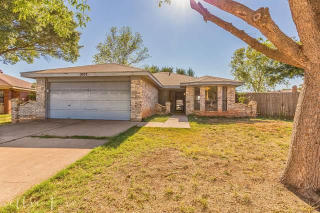 2957 Oak Ridge Court, Abilene, TX 79606 (MLS #14690055) :: VIVO Realty