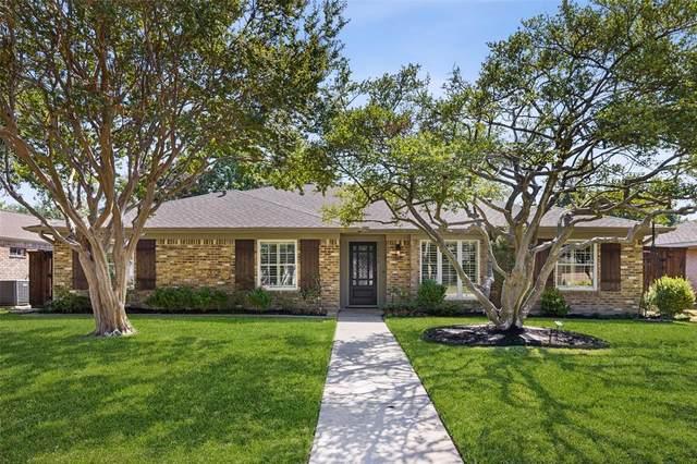 1111 Grassmere Drive, Richardson, TX 75080 (MLS #14690061) :: Trinity Premier Properties