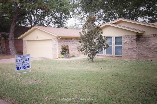 5401 Parliament Drive, Arlington, TX 76017 (MLS #14690075) :: Jones-Papadopoulos & Co