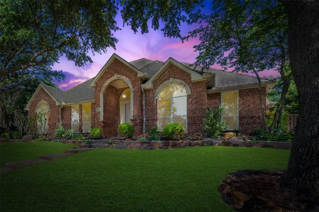 824 Blue Jay Lane, Coppell, TX 75019 (MLS #14690110) :: Real Estate By Design