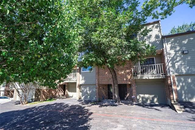 6808 Eastridge Drive A5, Dallas, TX 75231 (MLS #14690113) :: RE/MAX Pinnacle Group REALTORS