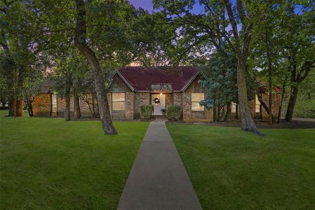 100 Ruth Street, Keene, TX 76059 (MLS #14690147) :: Texas Lifestyles Group at Keller Williams Realty