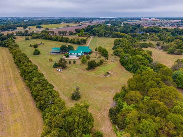 1025 Allen Road, Red Oak, TX 75154 (MLS #14690156) :: Lisa Birdsong Group | Compass