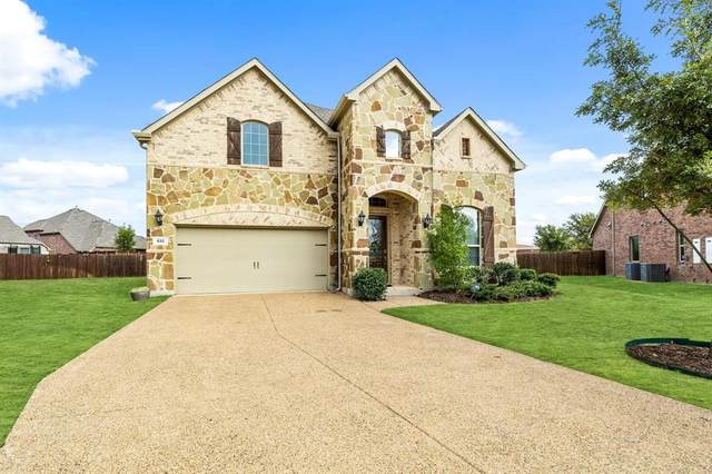632 Fishback Circle, Plano, TX 75074 (MLS #14690182) :: Trinity Premier Properties