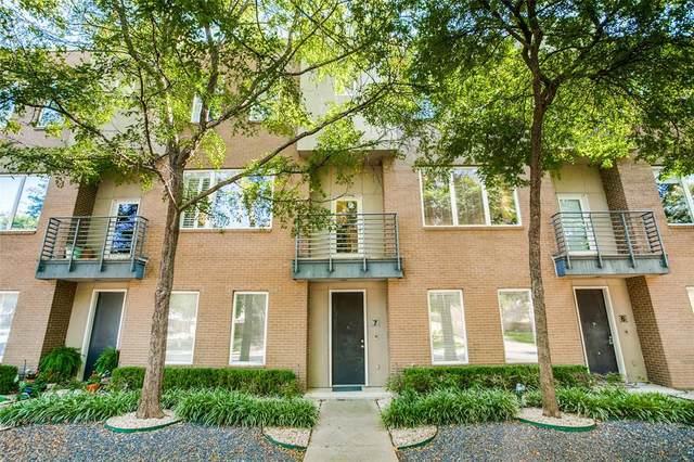 4330 Mckinney Avenue #7, Dallas, TX 75205 (MLS #14690185) :: VIVO Realty