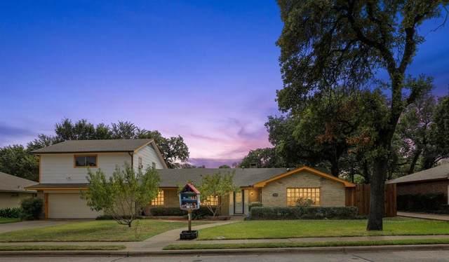 1502 E Union Bower Road, Irving, TX 75061 (MLS #14690187) :: Trinity Premier Properties