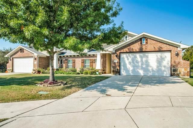 353 Terra Verde Lane, Mckinney, TX 75069 (MLS #14690212) :: Frankie Arthur Real Estate