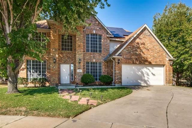 219 Deerpath Road, Hickory Creek, TX 75065 (MLS #14690219) :: Real Estate By Design