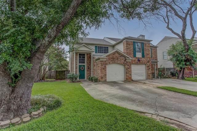 1606 Creek Bank Lane, Arlington, TX 76014 (MLS #14690230) :: 1st Choice Realty