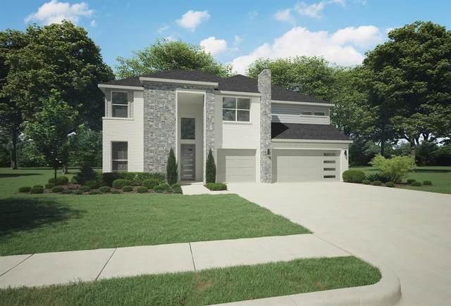 302 Coyote Creek Drive, Lavon, TX 75166 (MLS #14690241) :: Lisa Birdsong Group | Compass