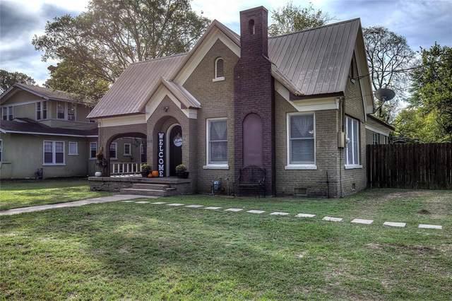 818 Connally Street, Sulphur Springs, TX 75482 (MLS #14690246) :: Team Hodnett