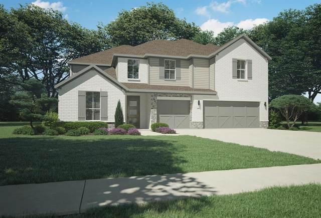 256 Coyote Creek Drive, Lavon, TX 75166 (MLS #14690248) :: Lisa Birdsong Group | Compass