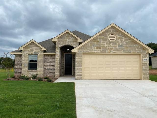 3332 Windcrest Drive, Granbury, TX 76049 (MLS #14690258) :: The Star Team | Rogers Healy and Associates
