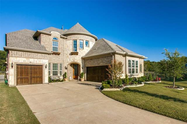 1010 Mercer Avenue, Lantana, TX 76226 (MLS #14690269) :: Trinity Premier Properties