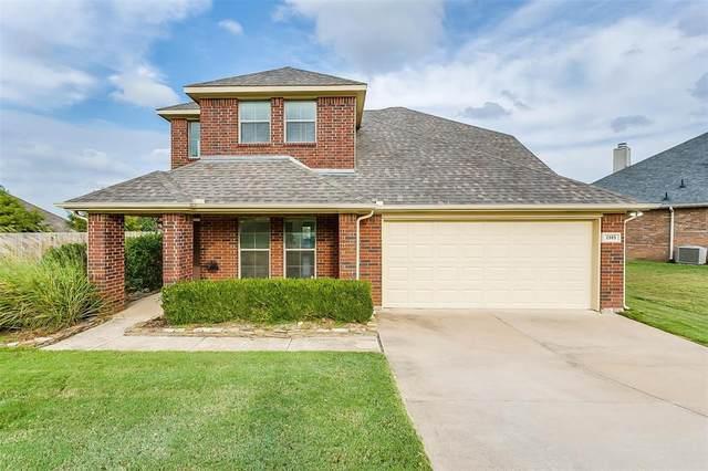 2985 Lakeview Circle, Burleson, TX 76028 (MLS #14690280) :: Frankie Arthur Real Estate