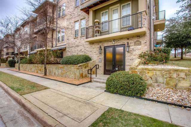2800 Sandage Avenue #208, Fort Worth, TX 76109 (MLS #14690286) :: The Russell-Rose Team