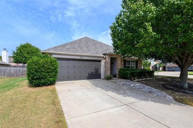 4013 San Lorenzo Drive, Denton, TX 76210 (MLS #14690291) :: Trinity Premier Properties
