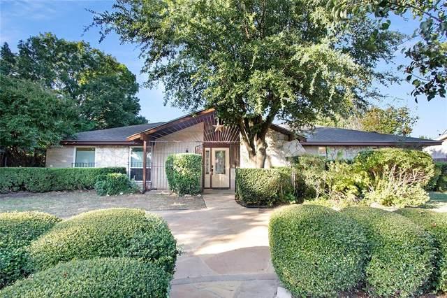 316 Brookview Drive, Hurst, TX 76054 (MLS #14690307) :: 1st Choice Realty