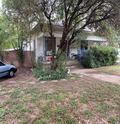 2609 College Avenue, Fort Worth, TX 76110 (MLS #14690319) :: KW Commercial Dallas