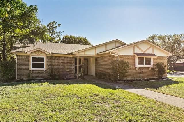 1109 Elderberry Court, Benbrook, TX 76126 (MLS #14690324) :: The Star Team | Rogers Healy and Associates