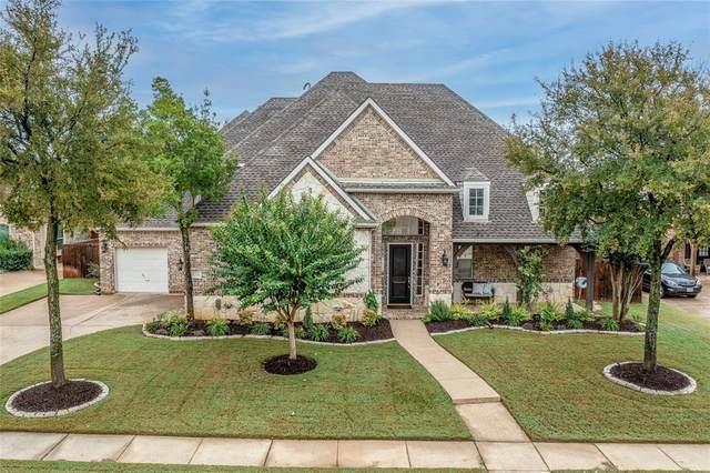 5200 Balmoral Lane, Flower Mound, TX 75028 (MLS #14690326) :: The Good Home Team