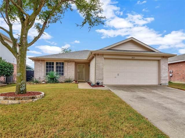 2611 Cattleman Drive, Mckinney, TX 75071 (MLS #14690329) :: Frankie Arthur Real Estate