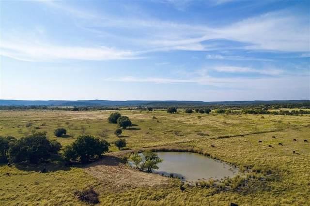 Lot 56 Brazos Mountain Ranch, Mineral Wells, TX 76067 (MLS #14690330) :: The Krissy Mireles Team