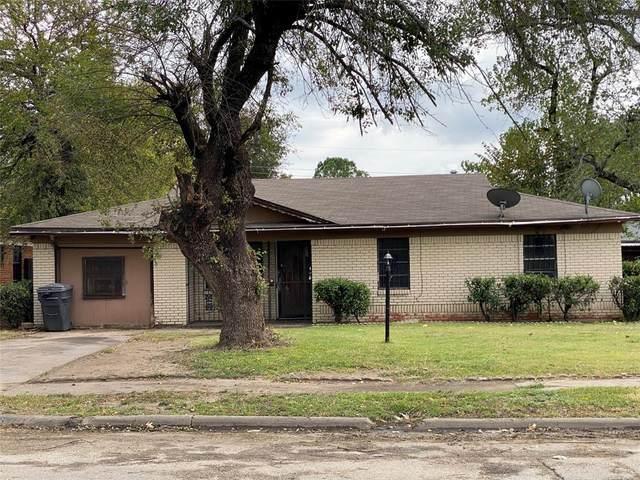 6844 Antler Avenue, Dallas, TX 75217 (MLS #14690331) :: Trinity Premier Properties