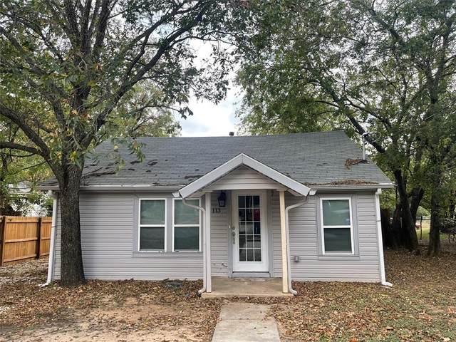 113 W 7th Street, Weatherford, TX 76086 (MLS #14690352) :: Trinity Premier Properties