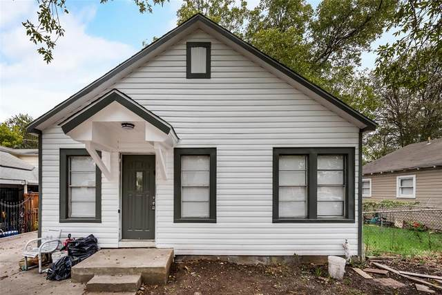 3437 Saint Louis Avenue, Fort Worth, TX 76110 (MLS #14690361) :: The Russell-Rose Team