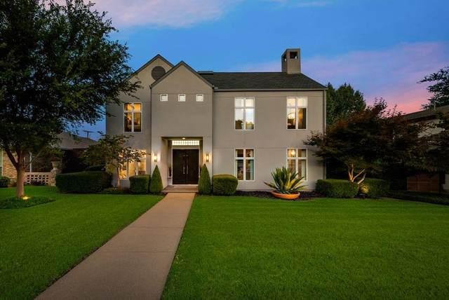7030 Blackwood Drive, Dallas, TX 75231 (MLS #14690393) :: Real Estate By Design