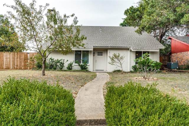 2918 Ivanridge Lane, Garland, TX 75044 (MLS #14690397) :: The Russell-Rose Team