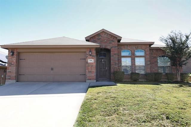 9305 Gabriella Drive, White Settlement, TX 76108 (MLS #14690398) :: The Russell-Rose Team
