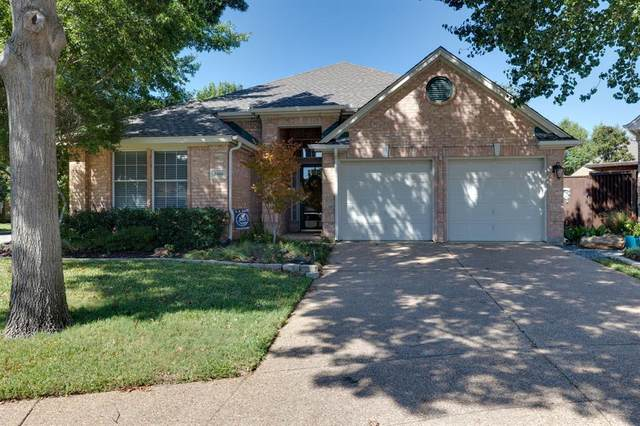 2400 Aberdeen Drive, Bedford, TX 76021 (MLS #14690399) :: Real Estate By Design