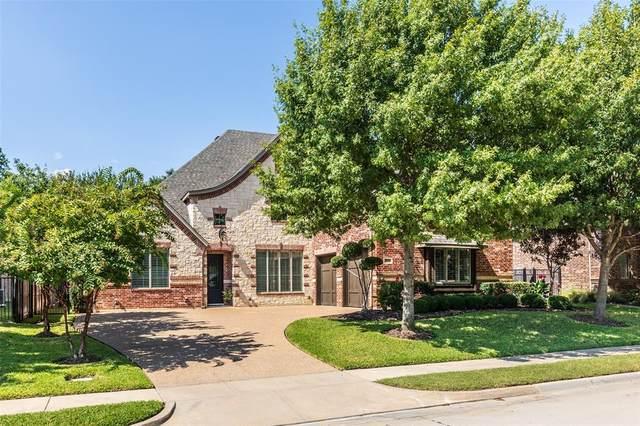 1129 Verona Way, Keller, TX 76248 (MLS #14690405) :: The Good Home Team