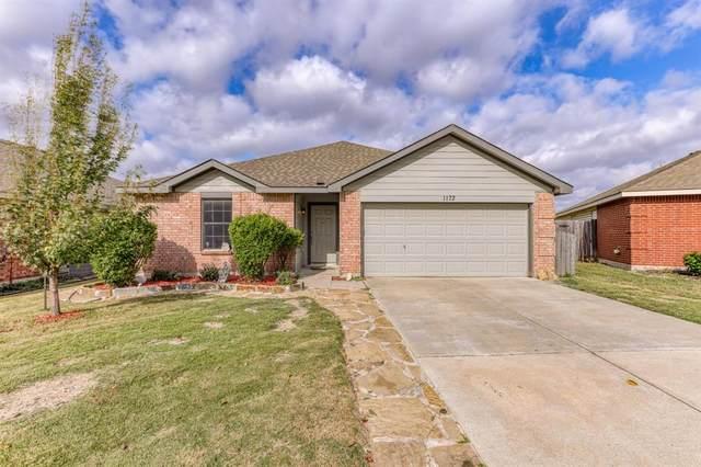 1172 Mustang Ridge Drive, Fort Worth, TX 76052 (MLS #14690407) :: Trinity Premier Properties