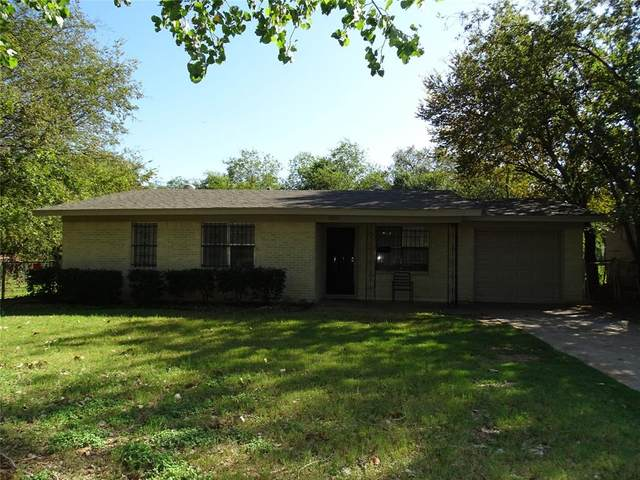 5564 Alter Drive, Fort Worth, TX 76119 (MLS #14690419) :: The Good Home Team